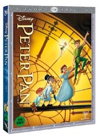 피터팬 : 다이아몬드 에디션 [DVD]