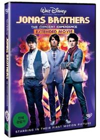조나스 브라더스 콘서트 이야기(1disc) [DVD]