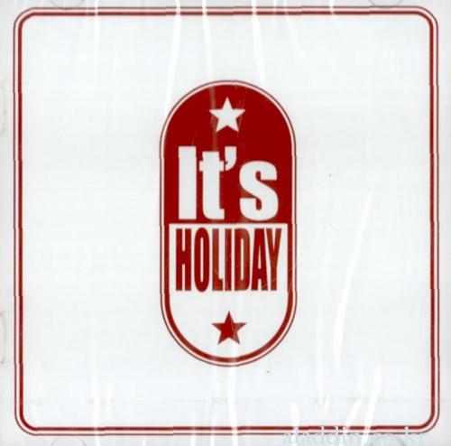 It's Holiday (잇츠 할리데이) 1집 - U N' Holiday