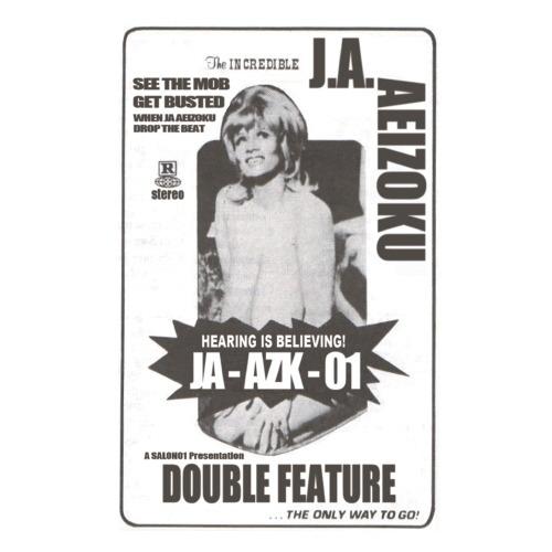 Ja + Aeizoku (제이에이 + 에이조쿠) - 더블 피쳐 (Double Feature) (케이스 손상)