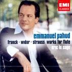 Emmanuel Pahud - Franck, Widor, Strauss Works For Flute