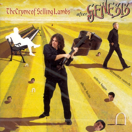 Alberto Bocini, A. Cavicchi, A. Baggio - THE CRYME OF SELLING LAMBS AFTER GENESIS [수입] [Contrabass]