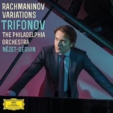 Daniil Trifonov - Rachmaninov Variations / Nezet-Seguin (라흐마니노프 - 파가니니 주제에 의한 광시곡, 쇼팽 · 코렐리의 주제에 의한 변주곡)