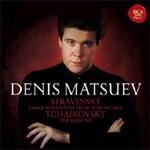 Denis Matsuev - Stravinsky, Tchaikovsky (스트라빈스키 - 페트루슈카 & 차이코프스키 - 사계) [Piano]