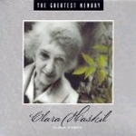 Clara Haskil - The Greatest Memory: Mozart, Beethoven, Chopin, Schumann, Schubert [Piano]
