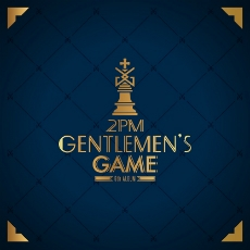 투피엠 (2PM) - GENTLEMEN'S GAME [LP Ver.]