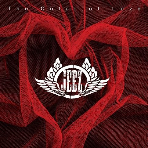 지즈 (Jeez) - The Color Of Love (겉비닐 손상)