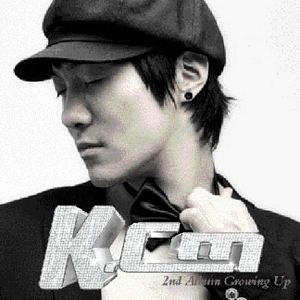 KCM (케이씨엠) 2집 - Growing Up