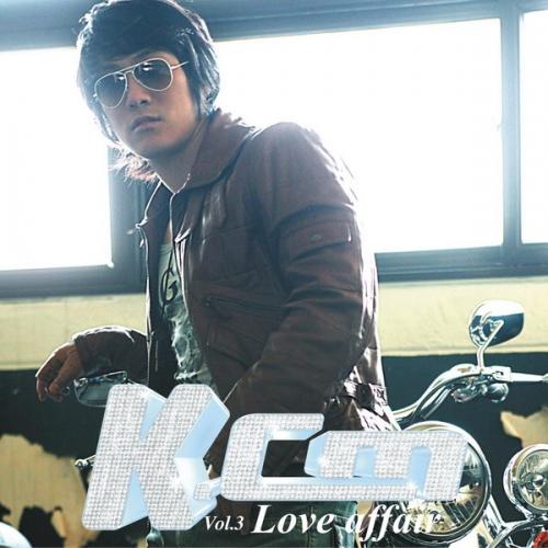 KCM (케이씨엠) - 3집 Love Affair