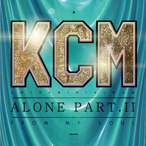 KCM (케이씨엠) - Alone Part.2 (From My Soul) [Mini Album]