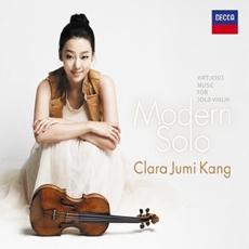 Clara Jumi Kang - Modern Solo: Ernst, Schubert, Ysa ye, Kreisler, Nathan Milstein (클라라 주미 강 - 바이올린 솔로 작품집 '모던 솔로')