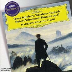 Schubert & Schumann - fantasie / Maurizio Pollini (슈베르트 - 방랑자 환상곡 & 슈만 - 환상곡 Op.17 / 폴리니) [수입]