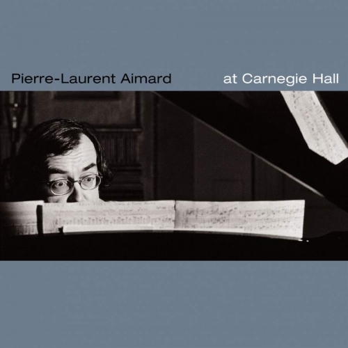 Pierre-Laurent Aimard at Carnegie Hall : Alban Berg, Beethoven, Liszt, Debussy, Ligeti, Messiaen (피에르-로랑 애마르: 카네기 홀 리사이틀) [Piano]