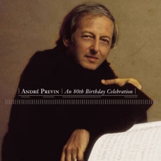Andre Previn : An 80th Birthday Celebration (앙드레 프레빈 : 80세 생일 기념 앨범) [Piano]