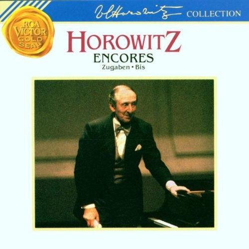 Horowitz Encore : Bizet, Saint-Saens, Mozart, Mendelssohn, Debussy, Moszkowski, Chopin, Schumann, Liszt, Rachmaninoff (1942-80 Recorded Live) [수입]