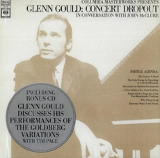 Glenn Gould : Concert Dropout - In Conversation with John McClure [수입] [Piano]