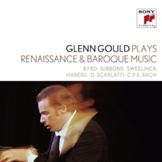 Glenn Gould Plays Renaissance & Baroque Music : Byrd, Gibbons, Sweelinck, Handel Etc. (글렌 굴드가 연주하는 르네상스와 바로크 음악) [2CD] [수입] [Piano]