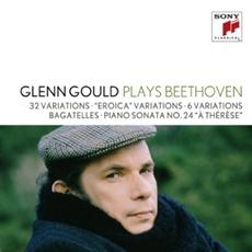 Glenn Gould Plays Beethoven : Variations & Bagatelles Etc. (글렌 굴드가 연주하는 베토벤 : 32개의 변주곡, 에로이카 변주곡, 바가텔, 피아노 소나타 24번 외) [2CD] [The Glenn Gould Collection Vol. 9] [수입]