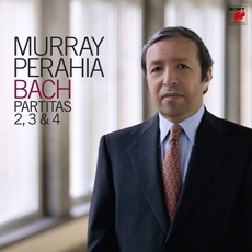Murray Perahia - Bach : Partitas 2, 3 & 4 (머레이 페라이어 - 바흐 : 파르티타 2, 3 & 4) [Piano]