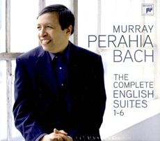 Murray Perahia : The Complete English Suites 1-6 (바흐 : 영국 조곡 전곡) [수입] [Piano]