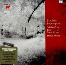 Murray Perahia : Schubert - Impromptus (프란츠 슈베르트 - 즉흥곡) [수입]