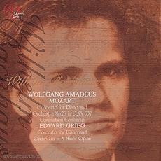 Wilhelm Backhuas - Mozart, Grieg (모차르트 - 피아노 협주곡 26번 & 그리그 - 피아노 협주곡) [Piano]