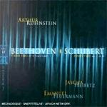 Arthur Rubinstein : Beethoven & Schubert - Piano Trio  (베토벤 - 피아노 삼중주 '대공' & 슈베르트 - 피아노 삼중주 1번) [수입] [Piano]