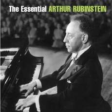 The Essential Arthur Rubinstein : Chopin, Beethoven, Schubert, Schumann, Brahms, Mozart, Debussy, Albeniz, Franck (에센셜 아르투르 루빈스타인) [Piano]
