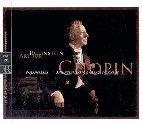Arthur Rubinstein - Chopin : Polonaises (루빈스타인 콜렉션 28 - 쇼팽 - 폴로네이즈) [수입] [Piano]
