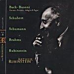 Arthur Rubinstein Collection 8: J.S. Bach, Schubert, Schumann, Brahms (루빈스타인 콜렉션 8집 - 바흐, 슈베르트, 슈만 & 브람스) [수입] [Piano]
