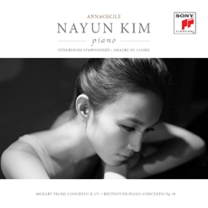Annacecile Nayun Kim : Mozart - Piano Concerto K. 271, Beethoven - Piano Concerto Op. 19 (모차르트 - 피아노 협주곡 9번 '죄놈' / 베토벤 - 피아노 협주곡 2번 Op. 19/ 김나연) [Piano]