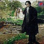 """Beethoven - Archduke & Ghost Trios / Jos Van Immerseel, Vera Beths, Anner Bylsma (베토벤 : 삼중주 """"대공"""",""""유령"""") [수입]"""