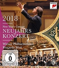New Year's Concert 2018 (2018 빈 신년음악회) [DVD] [수입]