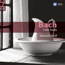 Bach - Cello Suites / Heinrich Schiff (바흐 - 무반주 첼로 모음곡) [2CD] [수입]