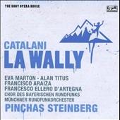 Alfredo Catalani - La Wally / Eva Marton, Alan Titus, Francisco Araiza, Francesco Ellero D'Artegna, Pinchas Steinberg (카탈리니 - 라 왈리) [2CD] [The Sony Opera House] [수입] [오페라]