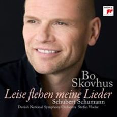 Bo Skovhus - Leise flehen meine Lieder, Schubert & Schumann / Danish National Symphony Orchestra, Stefan Vladar (보 스코프후스 - 슈베르트 & 슈만 가곡집)