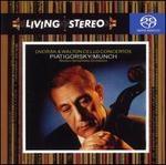 Dvorak & Walton - Cello Concerto / Gregor Piatigorsky, Boston Symphony Orchestra, Charles Munch (드보르작 & 월튼 - 첼로 협주곡) [수입] [SACD]