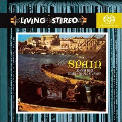 Albeniz - Navarra, Iberia & Falla - La Vida Breve / Leontyne Price, Chicago Symphny Orchestra, Fritz Reiner (알베니즈 - 나바라, 이베리아 & 파야 - 사랑은 마술사 외) [수입] [SACD]