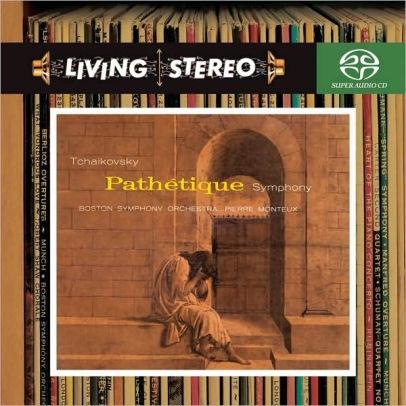 aikovsky : Symphony No 6 'Pathetique' / Boston Symphony Orchestra, Pierre Monteux [수입] [SACD]