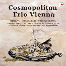 Cosmopolitan Trio Vienna - Beethoven & Dvorak (베토벤 - 삼중 협주곡 Op. 56 / 드보르작 - 피아노 삼중주 4번 '둠키')