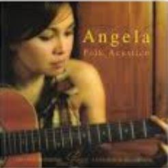 Angela - Folk Acustico / Guitars by Hanishi Matsui [Singapore 수입] [Guitar]