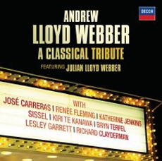 Andrew Lloyd Webber - A Classical Tribute: Evita, Cats, The Phantom of the Opera etc. [Musical]