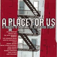 A Place For Us - A Tribute To 50 Years Of West Side Story O.S.T. (뮤지컬 웨스트 사이드 50주년 기념 헌정앨범) [Musical]