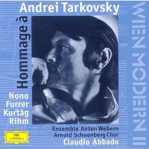 Andrei Tarkovsky - Hommage A Andrei Tarkovsky: Wien Modern II / Claudio Abbado