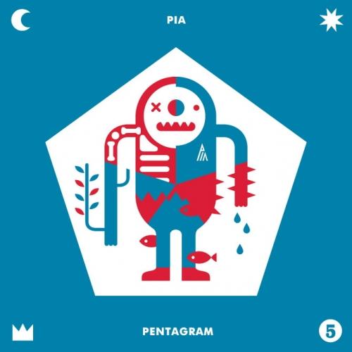 피아 (Pia) - 정규 5집 Pentagram