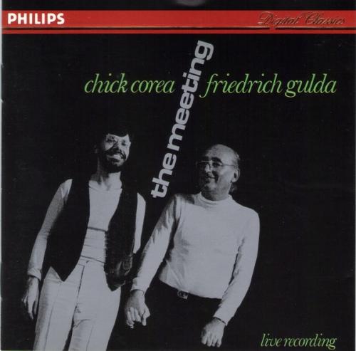 Chick Corea &  Friedrich Gulda – The Meeting (Live Recording)