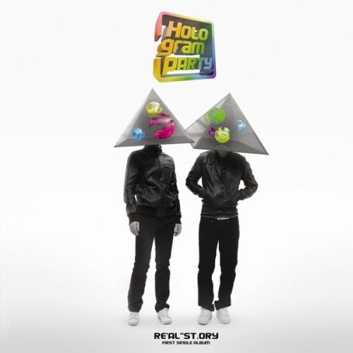 """홀로그램 파티 (Hologram Party) - Re'al""""st.ory"""