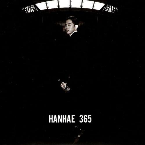 한해 (Hanhae) - 정규 1집 365 [20p 화보+스페셜 캘린더]