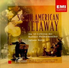12 Cellists of The Berlin Philharmonic - South American Getaway [Cello]