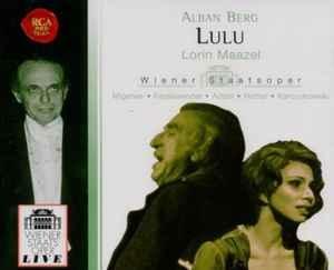 Alban Berg - Lulu / Lorin Maazel, Migenes, Fassbaender, Adam, Hotter, Karczykowski [3CD] [수입] [Opera]